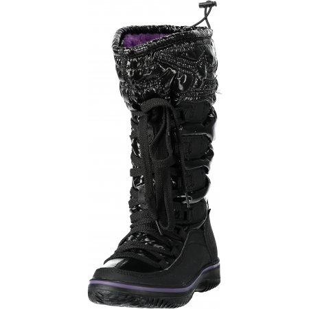 Dámská zimní obuv LOAP BETA HSL14160 ČERNÁ