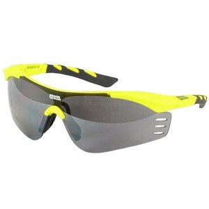 Sluneční brýle NORDBLANC MONITOR NBS3880 ŽLUTÁ