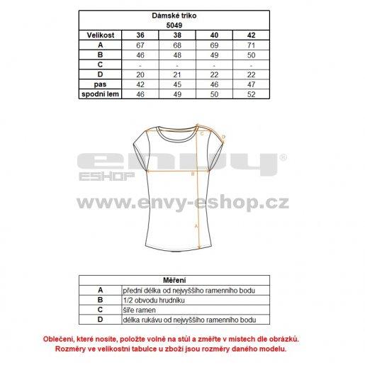 Dámské tričko NORDBLANC GIRAFFE NBSLT5049 BÍLÁ