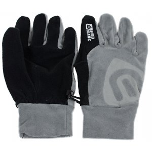 Fleecové rukavice NORDBLANC BRAVERY NBWGF4696 GRAFIT