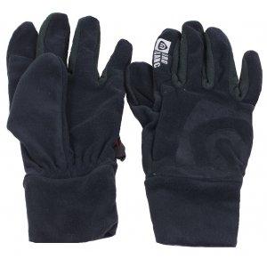 Fleecové rukavice NORDBLANC BRAVERY NBWGF4696 ČERNÁ