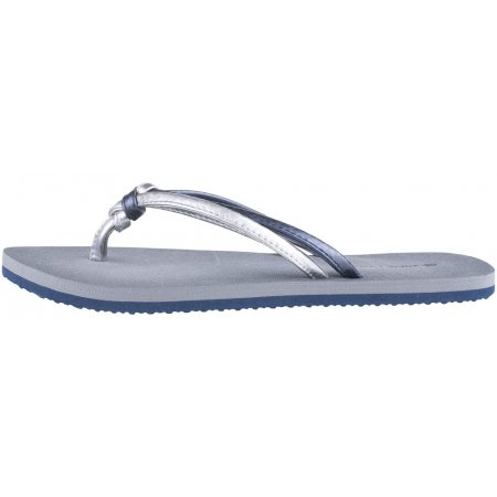 Dámská letní obuv ALPINE PRO PRYRE TMAVĚ ŠEDÁ