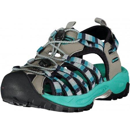 Dámské sandále ALPINE PRO LANCASTER UBTG008 MODRÁ