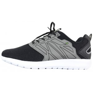 Pánská sportovní obuv ALPINE PRO FAHIM TMAVĚ ŠEDÁ