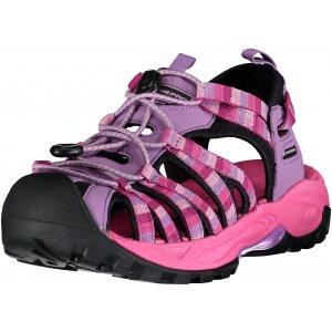 Dámské sandále ALPINE PRO LANCASTER UBTG008 RŮŽOVÁ