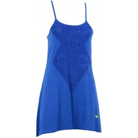 Dámské šaty NORDBLANC RESORT NBSLD5658 MODRÁ