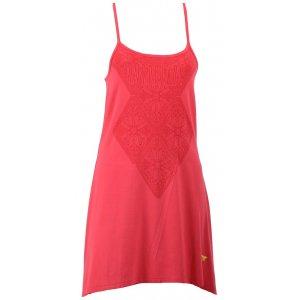 Dámské šaty NORDBLANC RESORT NBSLD5658 SVĚTLE RŮŽOVÁ