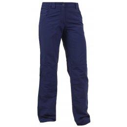 Dámské kalhoty ALPINE PRO ALITA TMAVĚ MODRÁ