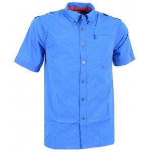 Pánská košile ALPINE PRO  PLOS 2 MODRÁ