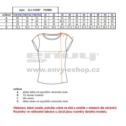 Dívčí šaty ALTISPORT PARMA-J ALJS16087 BÍLÁ