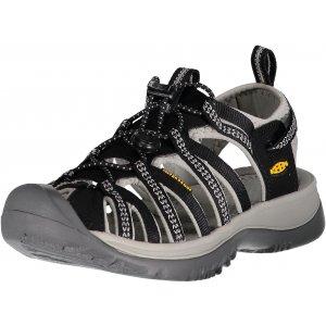 Dámské sandály KEEN WHISPER W BLACK/NEUTRAL GRAY