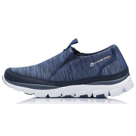 Pánská outdoorová obuv ALPINE PRO MORRISON MODRÁ