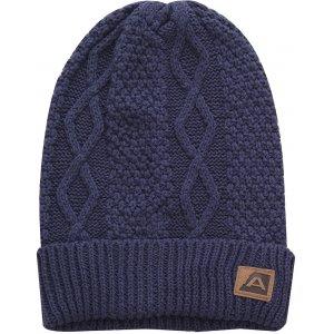 Pánská zimní čepice ALPINE PRO REME TMAVĚ MODRÁ