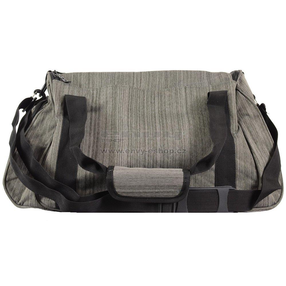 Sportovní taška ALPINE PRO RILLIE ŠEDÁ velikost  12 l   ENVY-ESHOP.cz fc96a03085
