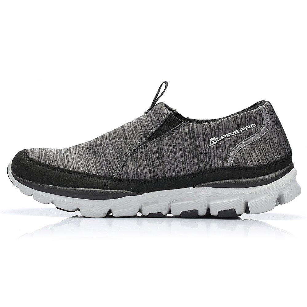 Pánská obuv ALPINE PRO MORRISON ŠEDÁ velikost  45 ( 10 7a3fce0e8c