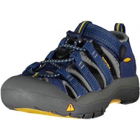 Dětské sandále KEEN NEWPORT H2 K BLUE DEPTHS/GARGOYLE