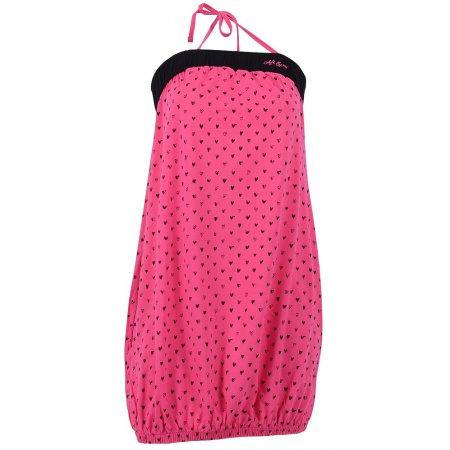 Dámské šaty ALTISPORT MATY ALLS16035 RŮŽOVÁ