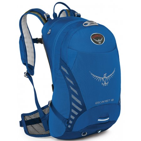 Turisticko - cyklistický batoh OSPREY ESCAPIST 18 INDIGO BLUE