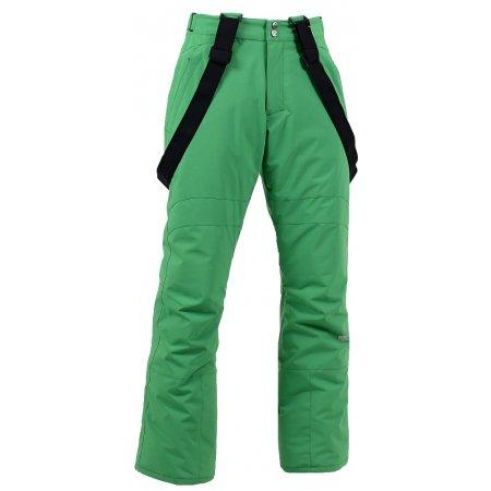 Pánské lyžařské kalhoty NORDBLANC LOFTY NBWP5994 ZELENÁ