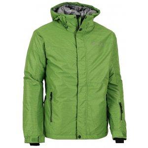 Pánská zimní bunda ALPINE PRO CALLISTO 4 ZELENÁ