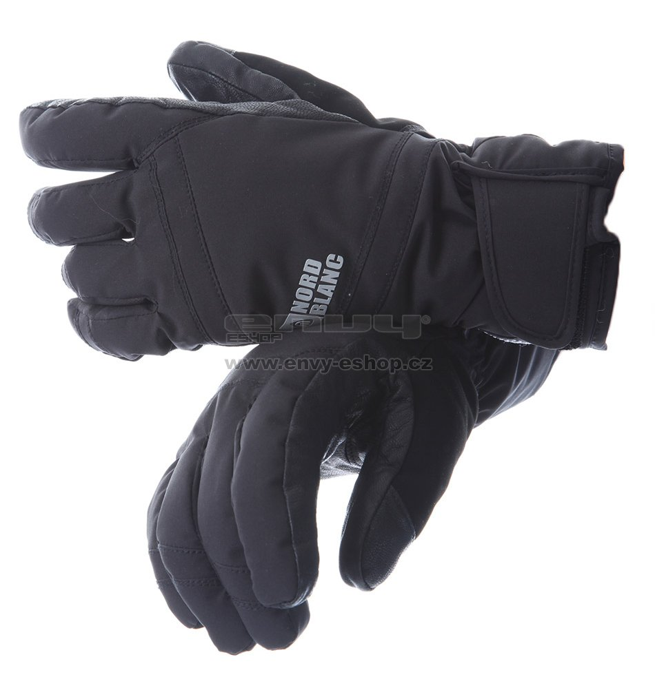 Lyžařské rukavice NORDBLANC TRULY NBWG5976 ČERNÁ velikost  4   ENVY ... bee2d322c3