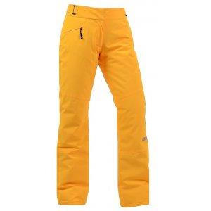 Dámské lyžařské kalhoty NORDBLANC CODE NBWP5852 ŽLUTÁ