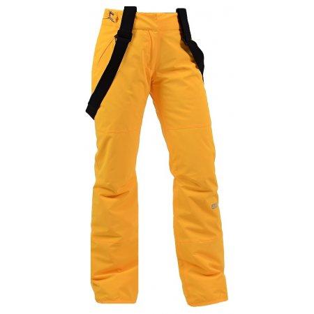 Dámské lyžařské kalhoty NORDBLANC AWE NBWP5851 ŽLUTÁ