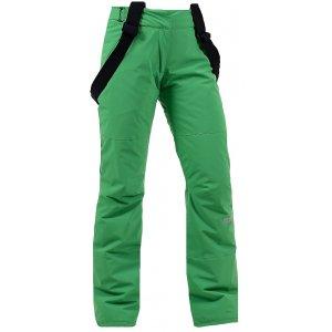 Dámské lyžařské kalhoty NORDBLANC AWE NBWP5851 ZELENÁ
