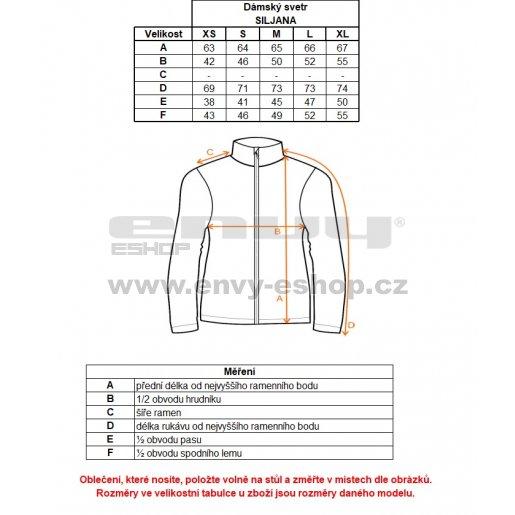Dámský svetr s kapucí ALPINE PRO SILJANA SVĚTLE ŠEDÁ