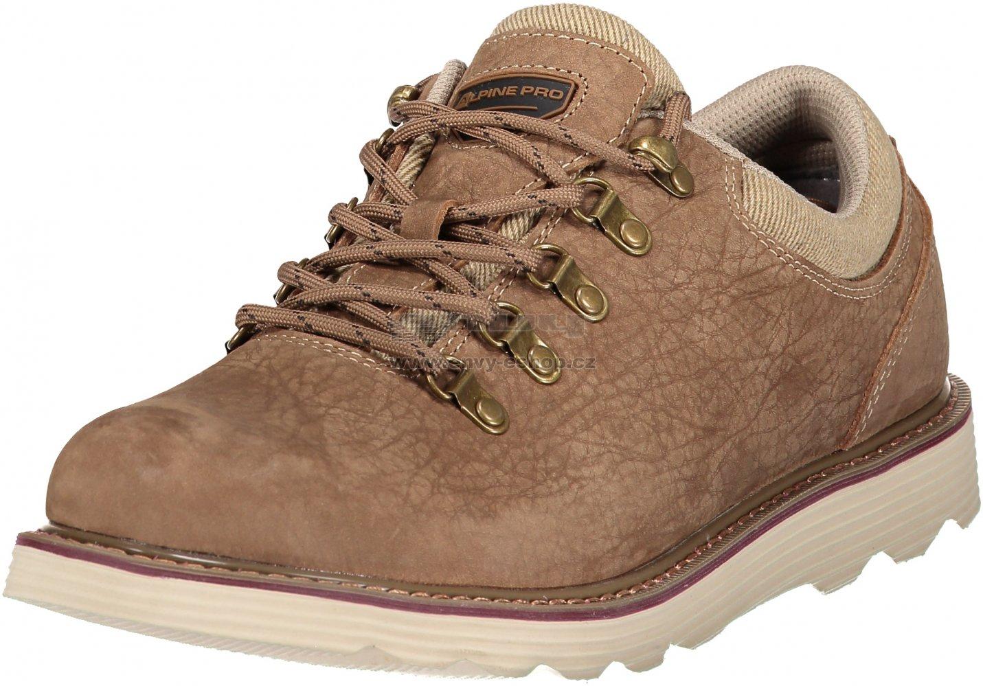 e15ea0b9d7 Pánská obuv ALPINE PRO TATUY HNĚDÁ velikost  45 ( 10