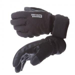 Pánské lyžařské rukavice NORDBLANC LORDLY NBWG5978 ČERNÁ