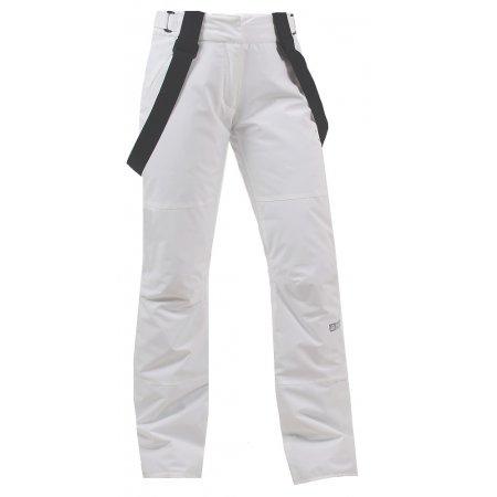 Dámské lyžařské kalhoty NORDBLANC AWE NBWP5851 BÍLÁ