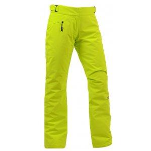 Dámské lyžařské kalhoty NORDBLANC CODE NBWP5852 SVĚTLE ZELENÁ