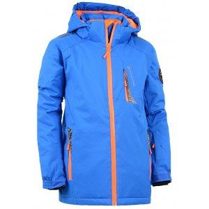 Dětská zimní bunda ALPINE PRO GILLETTO MODRÁ