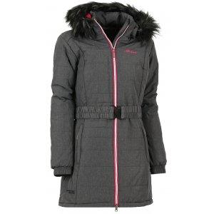 Dámský zimní kabát ALTISPORT GAYA ALLW16014 MELÍR
