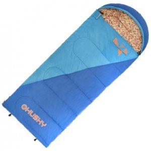 Dětský dekový spací pytel Husky Kids Milen -5°C modrá