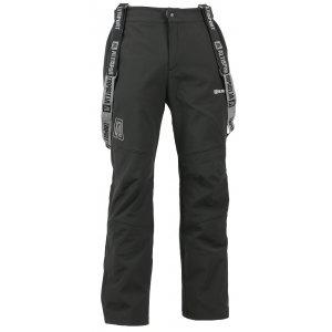 Pánské softshellové kalhoty ALTISPORT MARMAR ALMW16027 ČERNÁ