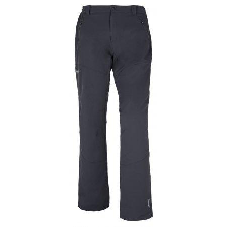 Pánské zimní kalhoty KILPI LAGO-M TMAVĚ ŠEDÁ