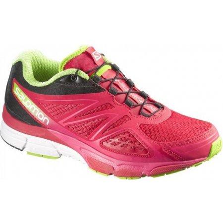 Dámské běžecké boty Salomon X-Scream 3D W Lotus pink/black/granny green