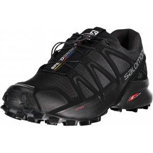 f41fe88d4c7 Pánské běžecké boty Salomon Speedcross 4 Black black black metallic