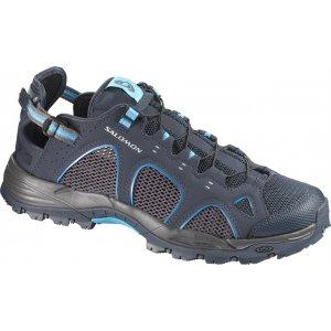 Pánské sandály Salomon Techamphibian 3 Deep blue/autobahn/fluo blue