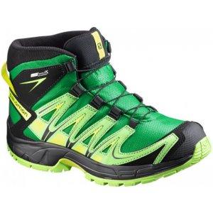 Dětské trekové boty Salomon XA Pro 3D Mid CSWP J