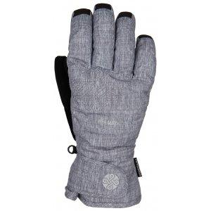 Pánské zimní rukavice KILPI ENDINO ŠEDÁ