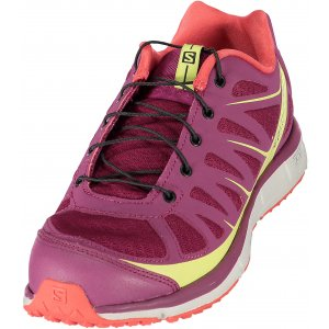 Dámské boty Salomon Kalalau W Mystic purple/flashy-x/melon bloom