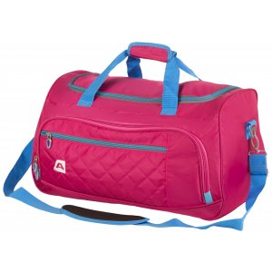 Sportovní taška ALPINE PRO SALEMBEK RŮŽOVÁ