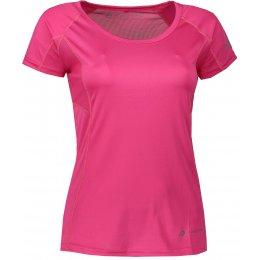 Dámské triko s krátkým rukávem ALPINE PRO CORTESE LTSJ039 RŮŽOVÁ