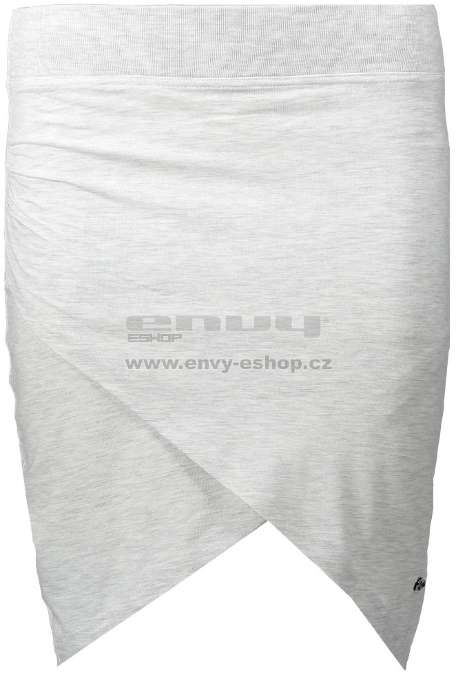 Dámská sukně NORDBLANC TULIP NBSSL6260 SVĚTLE ŠEDÝ MELÍR velikost ... 1666ee18d5