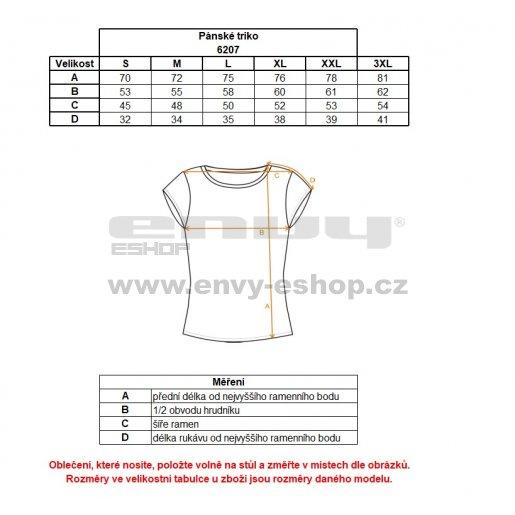 Pánské tričko NORDBLANC HISOKA NBSMT6207 SVĚTLE ŠEDÝ MELÍR