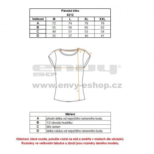 Pánské tričko NORDBLANC LIMIT NBSMT6212 TMAVĚ FIALOVÁ