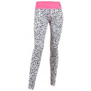 Dámské elastické kalhoty NORDBLANC MIRACLE NBSPL6160B BÍLORŮŽOVÁ